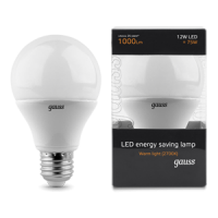 GAUSS LED GLS 12W 2700K E27